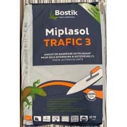 MIPLASOL TRAFIC 3 Pasta autonivelante 25Kg