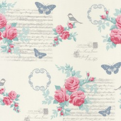 Ashley-Tejido Fleur Romantique 69416165